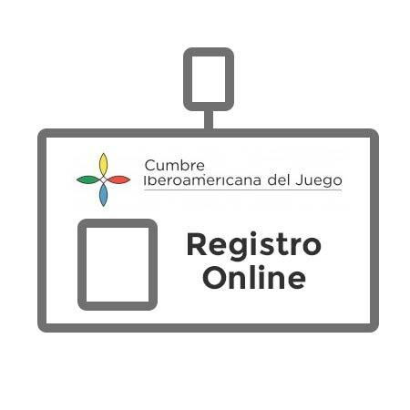 Registro Online a la Cumbre Iberoamericana del Juego 2018